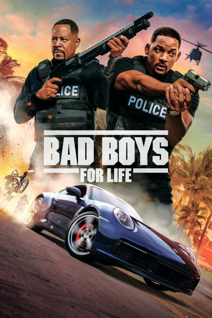 Download Movie: Bad Boys for Life – 2020 [Mp4 & HD]