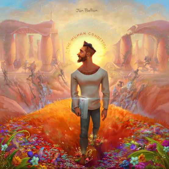 Jon Bellion – The Human Condition  Album Download Zip file