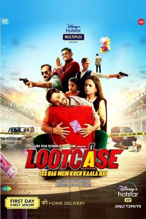 Lootcase Indian Movie 2020 MP4 HD English subtitle Download