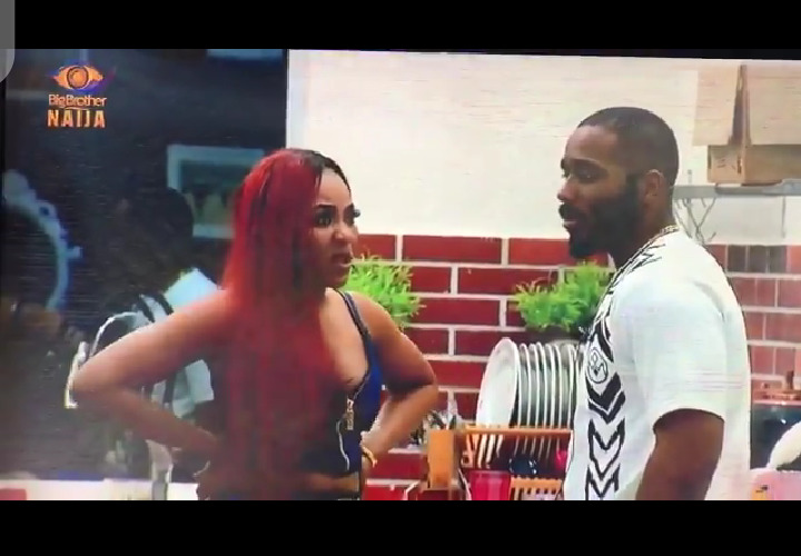 #BBNaija2020: Drama In The House As Erica Throws Shade at Laycon (Watch full video)