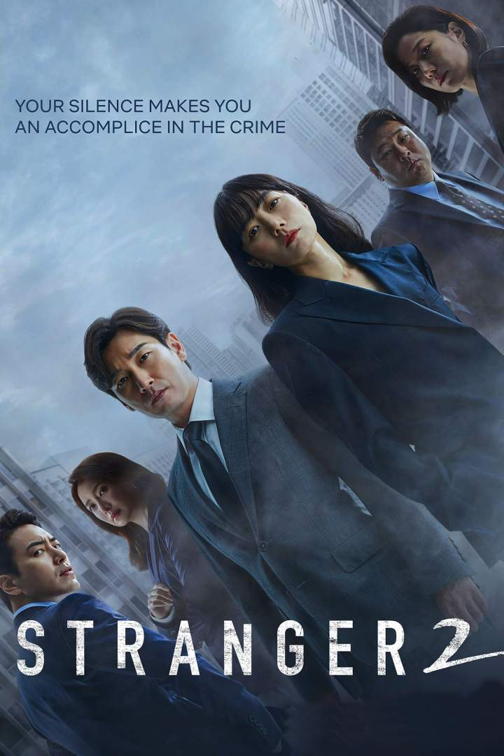 Download: Stranger Season 2 Episode 13 - 16 korean drama MP4 HD