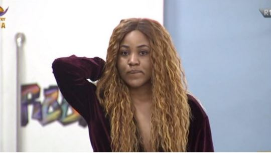 Erica Packs Her Bags, Ready To Leave Lockdown House (Video)