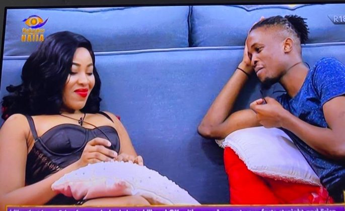 #BBNaija 2020: Erica Apologizes To Housemates Over Her Outburst After Saturday Night Part (video)
