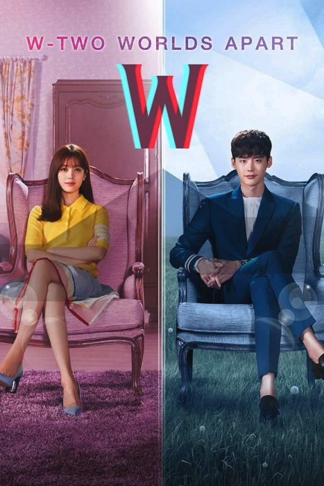 Download: W Two Worlds Apart Season 1 Episode 1 - 16 [korean Drama]