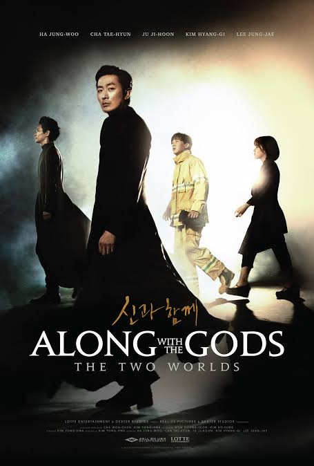Along with the Gods The Two Words Movie MP4 HD