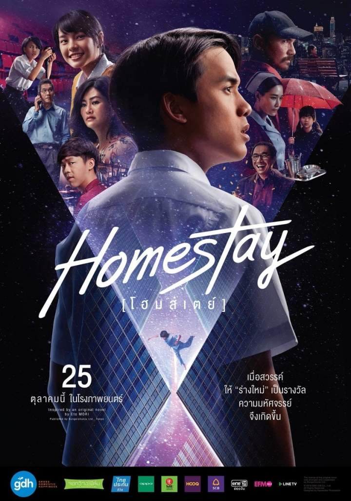 Homestay Movie Download Mp4 HD Korean English Subtitles