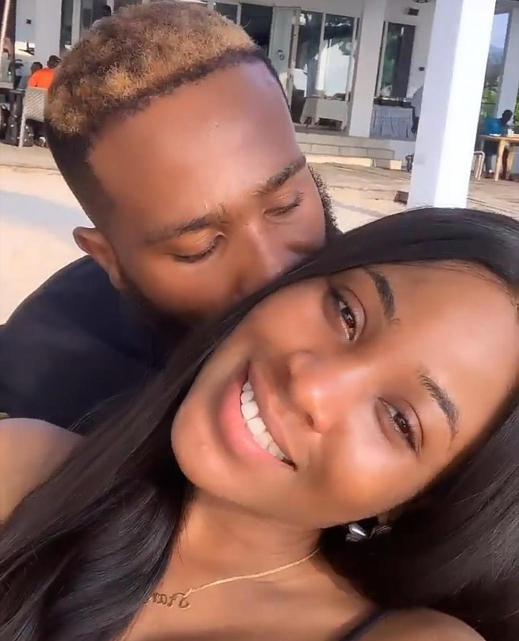 BBNaija's Kiddwaya, Erica Tension Fans With New Loved-Up Videos