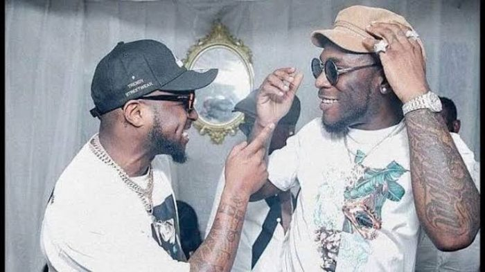 Burna Boy And Davido Reportedly Exchange Blows In Ghana ( SEE VIDEO)