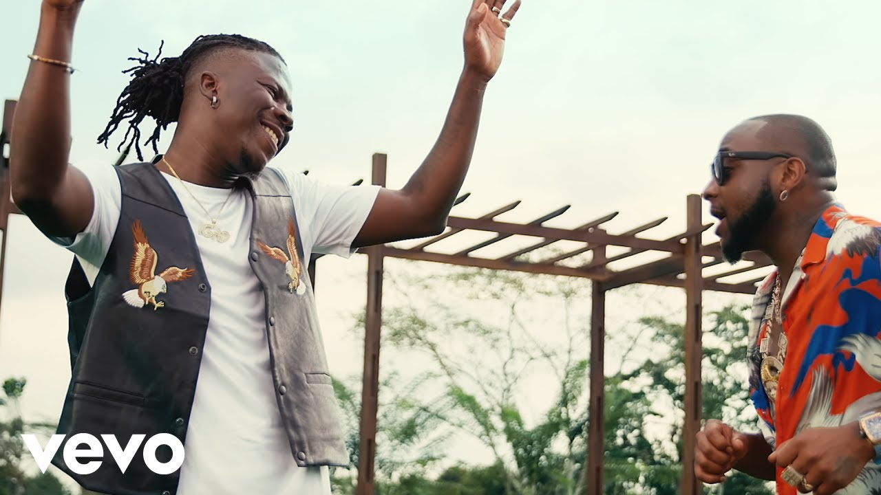 Stonebwoy ft. Davido – Activate MP4 Video Download