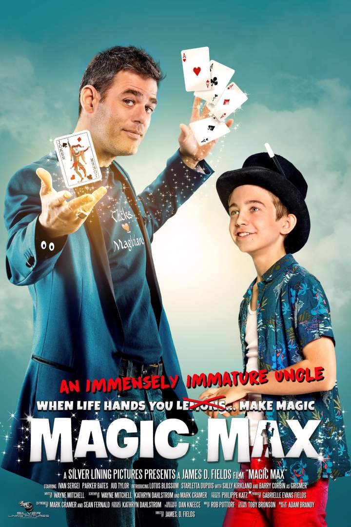 Magic Max (2021) Hollywood Full Movie Download Comedy Drama