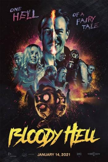 Bloody Hell (2020) Full Movie Download HD