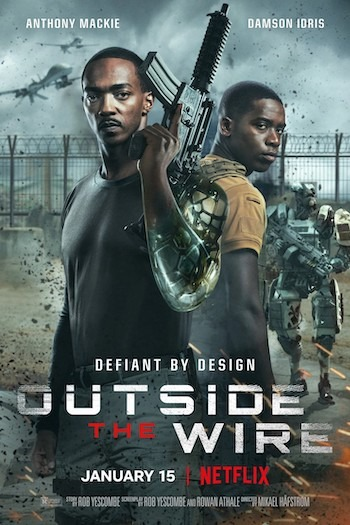 Outside the Wire (2021) Full Movie Download MP4 HD