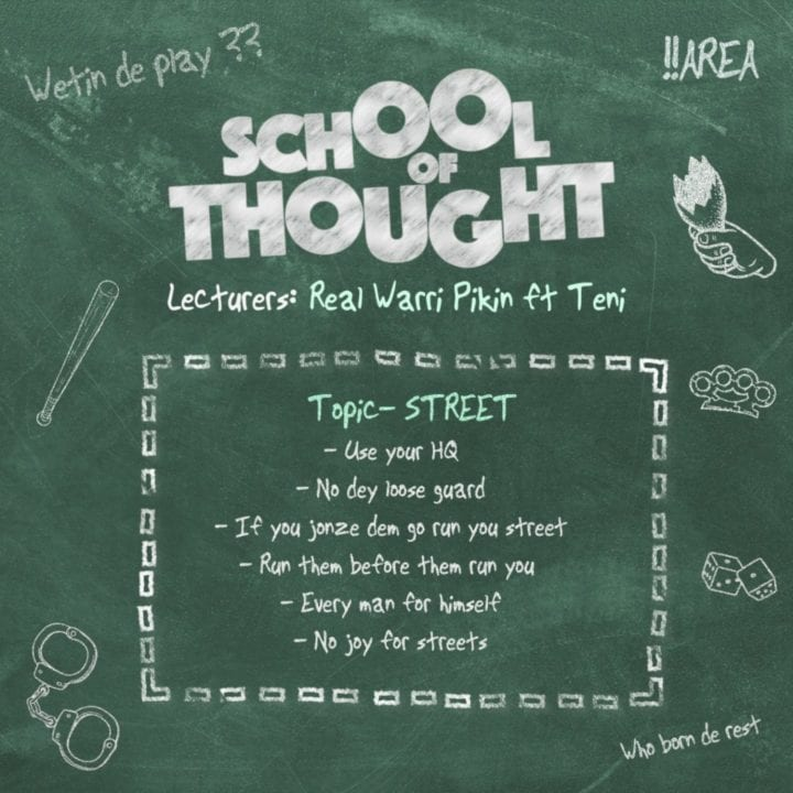 Real Warri Pikin x Teni– School Of Thought MP3 Download