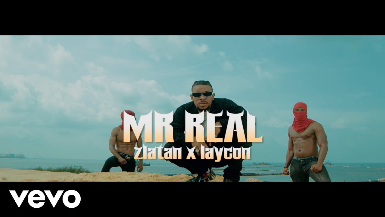 VIDEO: Mr Real – Baba Fela (Remix) Ft. Laycon, Zlatan