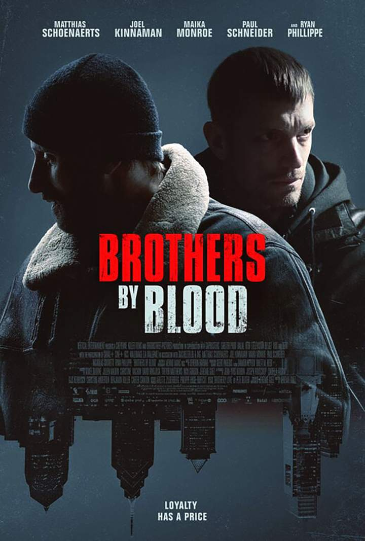 Brothers by Blood (2021)