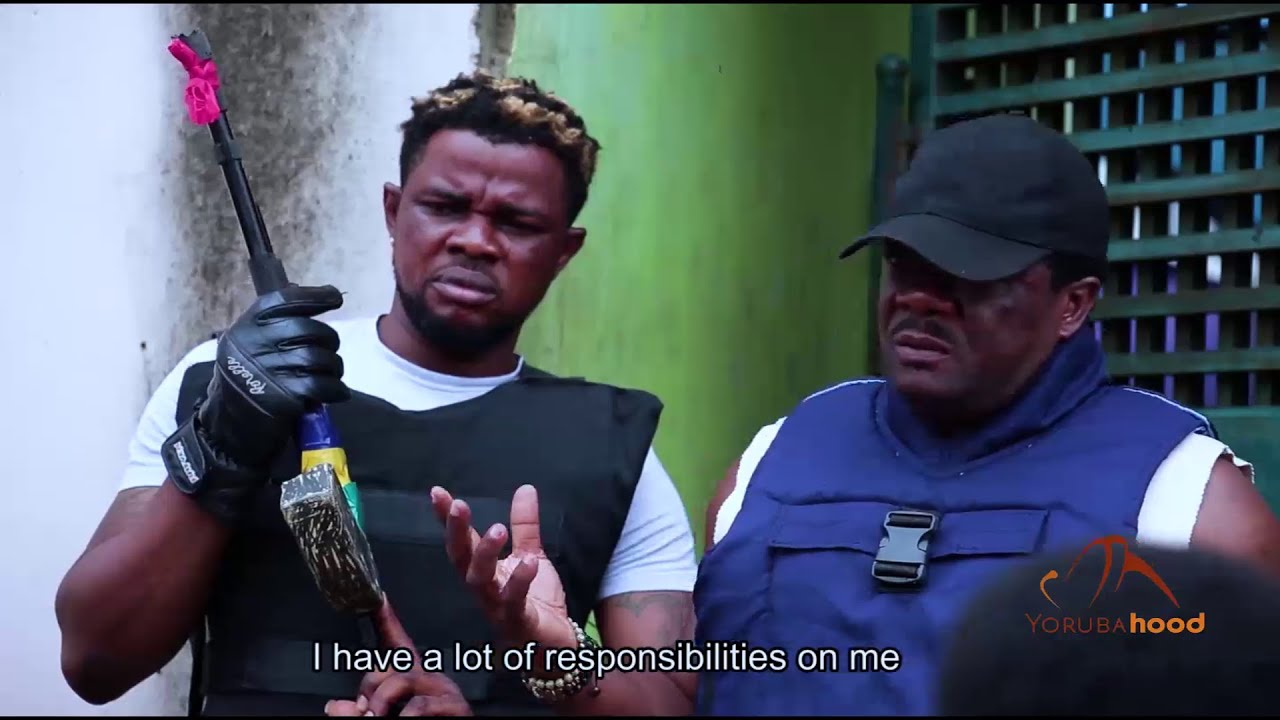 DOWNLOAD: SARS Part 2 – Latest Yoruba Movie 2020 Drama