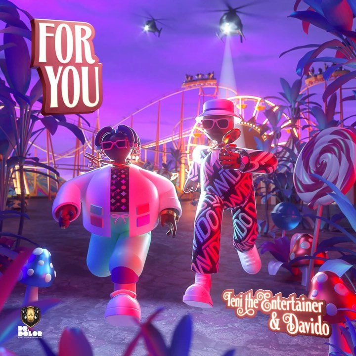 Teni Ft Davido – For You Mp3 Download Audio