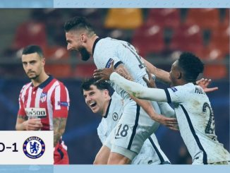 Atletico Madrid vs Chelsea 0-1 – Highlights