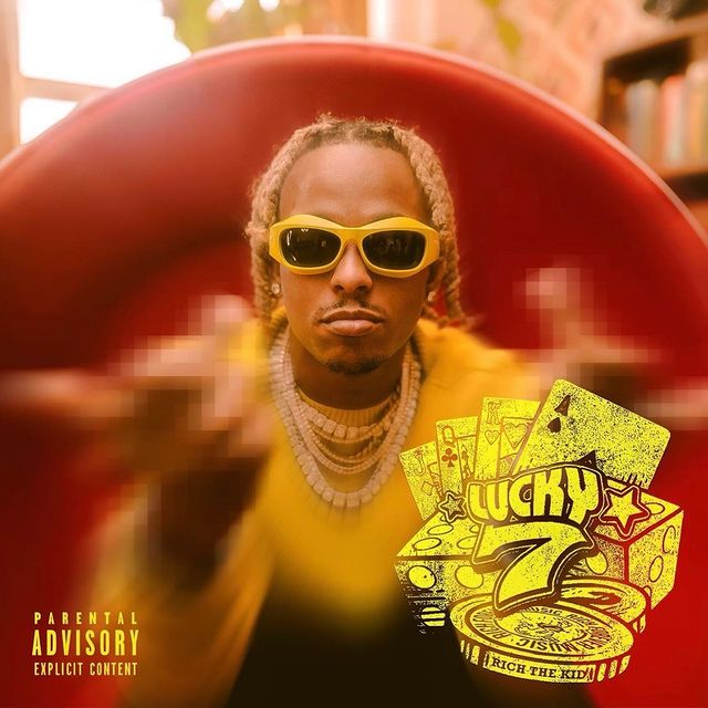 Rich The Kid – Too Blessed Mp3 Download Audio