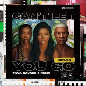 Stefflon Don – Can't Let You Go (Remix) Ft. Rema, Tiwa Savage Mp3 Download