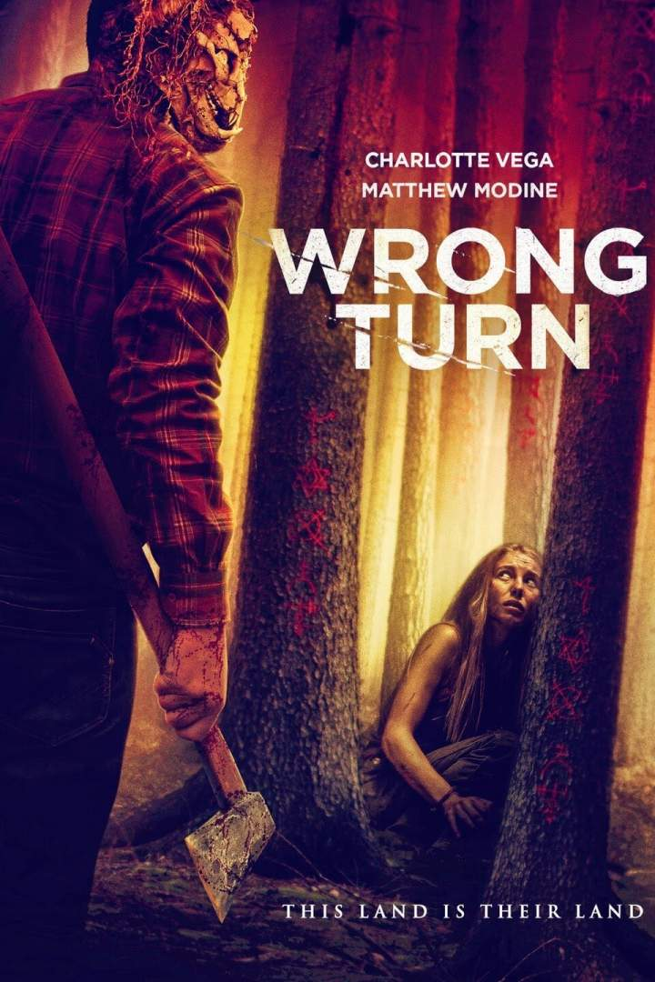 Wrong Turn (2021) Full Movie Download MP4 HD