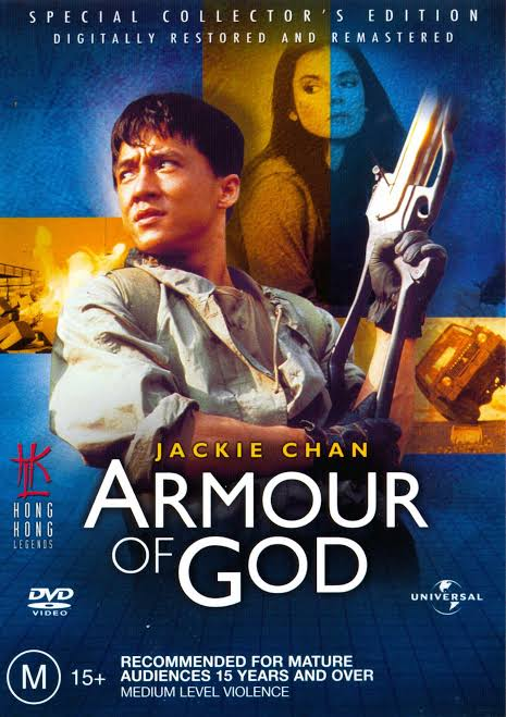 Armour of God 1986 full Movie Download MP4 HD by Jackie chan