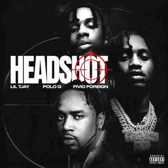 Lil Tjay – Headshot Ft. Polo G & Fivio Foreign Mp3 Download Audio