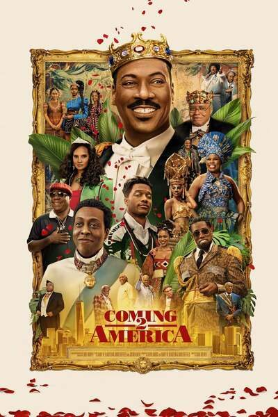 DOWNLOAD: Coming 2 America (2021) – Hollywood Movie | MP4 HD