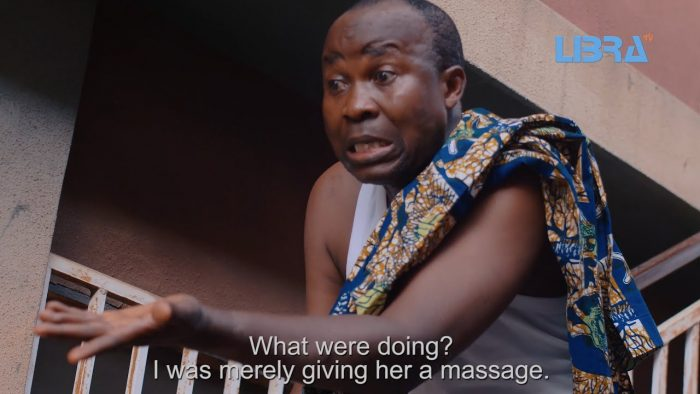 DOWNLOAD: THE BOSS – Latest Yoruba Comedy Movie 2021