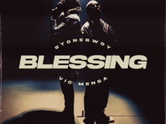 Stonebwoy – Blessing ft Vic Mensa Mp3 Download