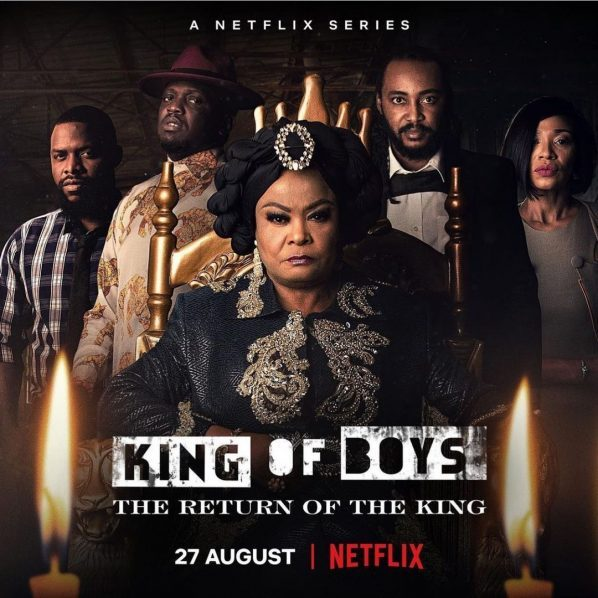 DOWNLOAD: King Of Boys – The Return Of The King Episode 1-7 (Completed)